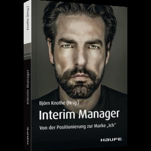 Das Buch über das Marketing von Interim Managern