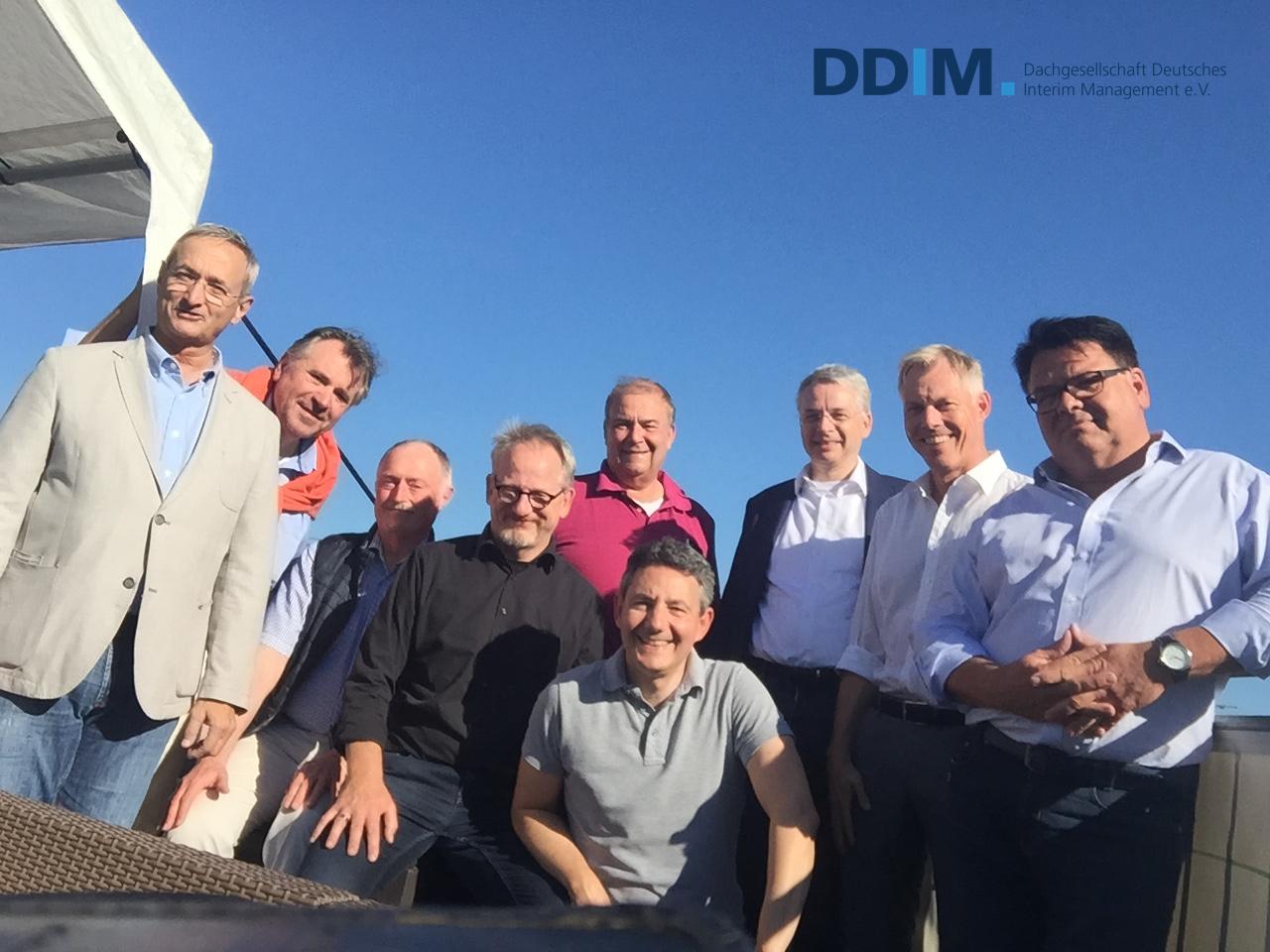 Fachgruppenleiter treffen sich bei der DDIM in Köln